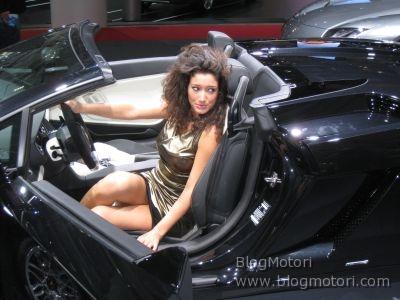 BlogMotori Live dal Motor Show 2008: Lo stand LAMBORGHINI