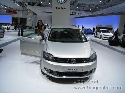 BlogMotori Live dal Motor Show 2008: Lo stand Volkswagen