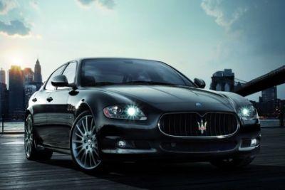 La nuova Maserati Quattroporte Sport GT S debutta a Detroit
