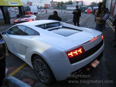 Incontro ravvicinato Lamborghini – BlogMotori (il video della prova su pista)