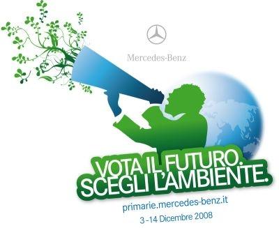 Primarie della Sostenibilità Mercedes-Benz: Facebook e guerrilla marketing per coinvolgere gli italiani