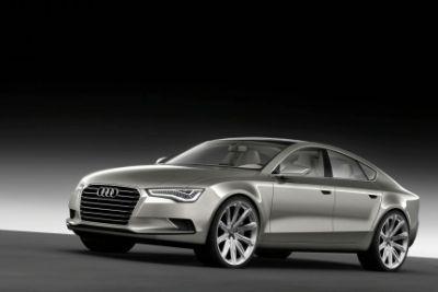 Audi Sportback concept (immagini e video)