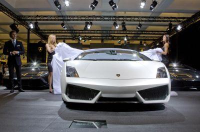 Automobili Lamborghini S.p.A.: risultati commerciali 2008, la crescita maggiore registrata in Cina