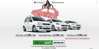 In Germania la Panda a 4990 euro, ecco come si combatte la crisi