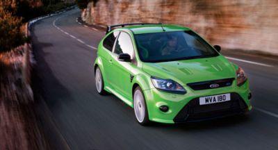 Inizia la produzione della nuova Ford Focus RS