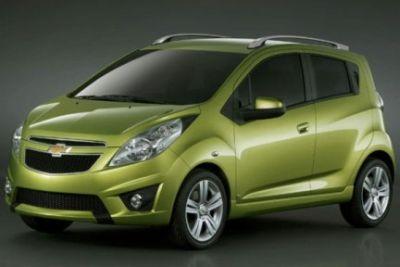 La nuova Chevrolet Spark