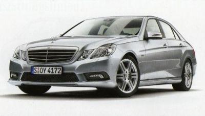 Nuova Mercedes Classe E: in rete circolano le prime informazioni
