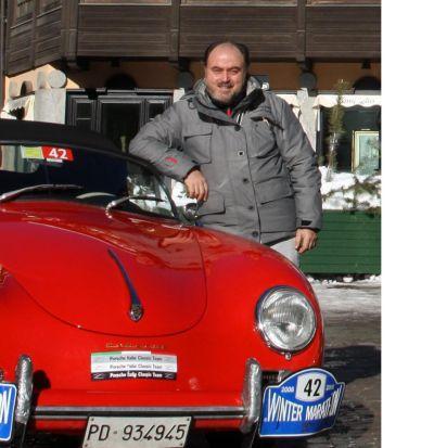 Porsche Italia Classic Team alla Winter Marathon
