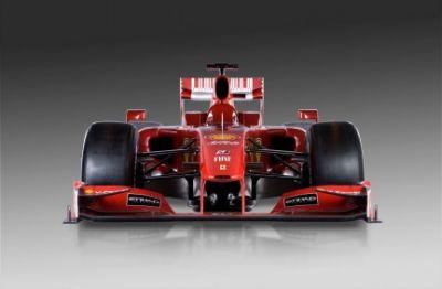 Presentata la nuova Ferrari F60 F1 2009