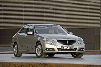 Tenuta del valore nel tempo: vince la Mercedes-Benz Nuova Classe E