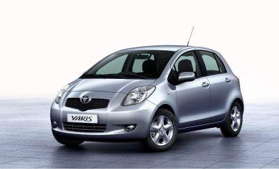 Toyota richiama 1,3 milioni di Yaris a causa di un difetto
