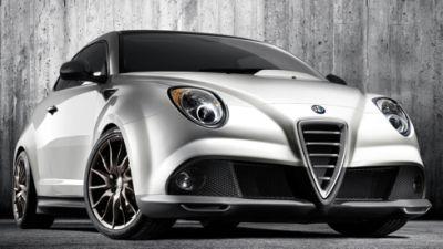 Ginevra 2009: nello stand Alfa Romeo protagonista la MiTo GTA Concept
