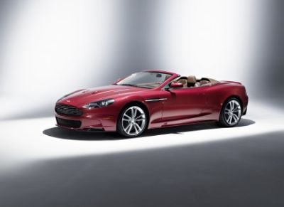 Ginevra 2009: Aston Martin DBS Volante