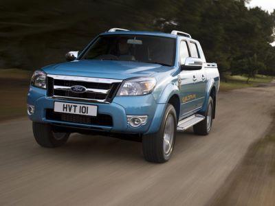 Ginevra 2009: debutto europeo per il Ford Ranger