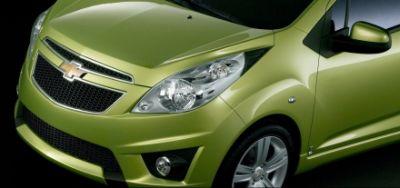 Ginevra 2009: nuova Chevrolet Spark