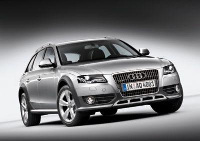 Nuova Audi A4 allroad: trazione integrale quattro e altezza da terra incrementata