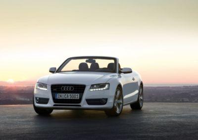 Nuova Audi A5 e S5 Cabriolet, con classica capote in tela da 44.350 €