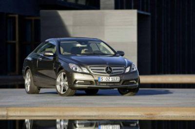 Nuova Mercedes-Benz Classe E Coupé