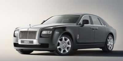 Rolls Royce 200EX: la entry level mossa da un V12