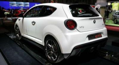 """L'Alfa Romeo MiTo GTA Concept è """"Auto Europa Tuner 2009"""""""