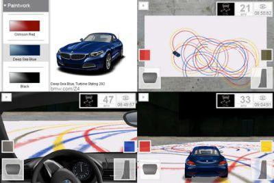 BMW Z4 An expression of joy: il gioco gratuito per iPhone, ecco il link per scaricarlo