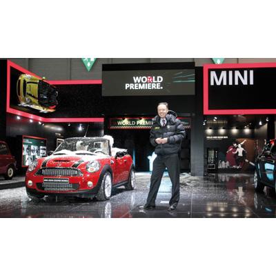 Dal 18 al 28 marzo Nuova MINI Cabrio always open experience in tour per l'Italia