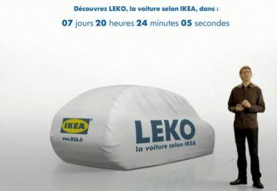 Ikea produrrà una vettura eco-friendly ?