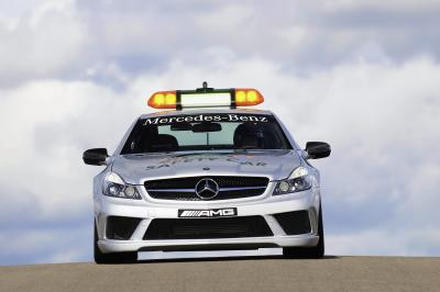 Mercedes-Benz SL 63 AMG: Official F1 Safety Car 2009