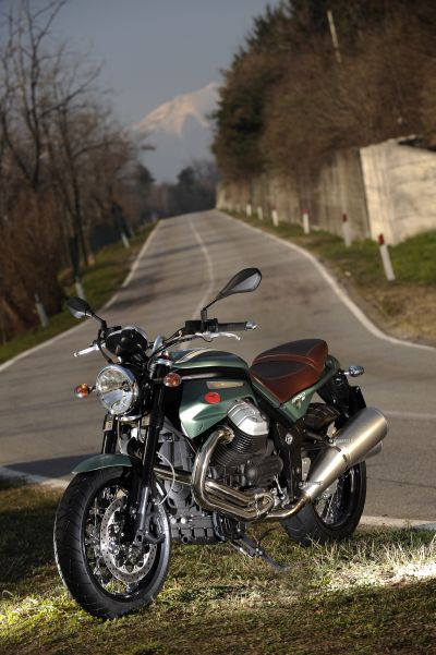 Moto Guzzi Griso 8V Special Edition my09