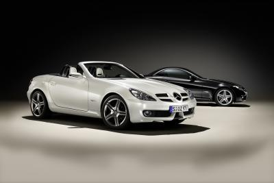"Nuova Mercedes-Benz SLK ""2LOOK Edition"""