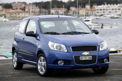 Promozione Chevrolet: assicurazione furto e incendio gratuita per dieci anni