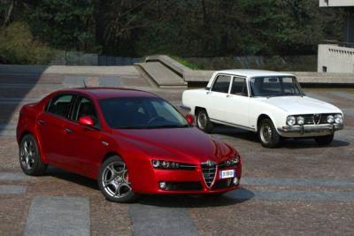 Tutto sulla nuova Alfa Romeo 159 1750 TBi