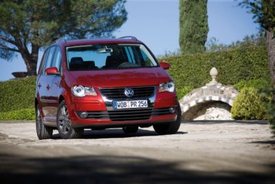 Volkswagen Touran: prodotto l'esemplare numero 1.000.000