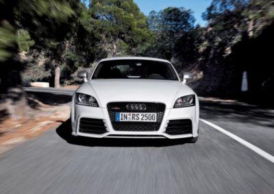 Audi TT RS Coupé e Roadster: i prezzi