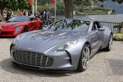 Albo d'Oro 2009: tra le Concept vince l'Aston Martin One-77 (gallery)