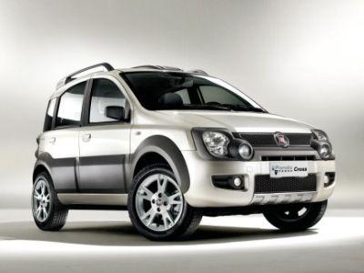 Fiat Panda Panda Cross: nuova versione alimentata a metano/benzina
