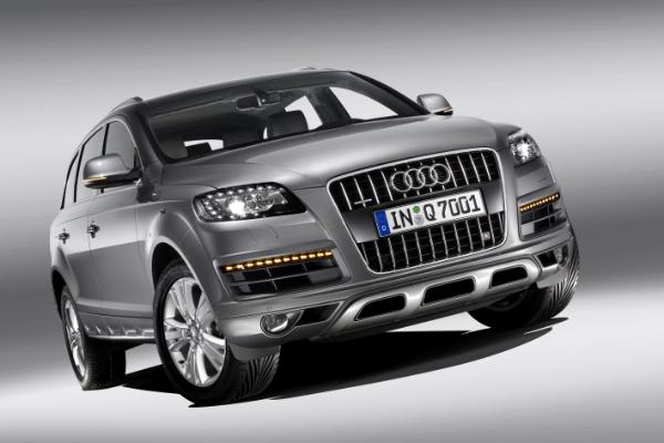 Il SUV Diesel più potente al mondo: la Audi Q7 V12 TDI
