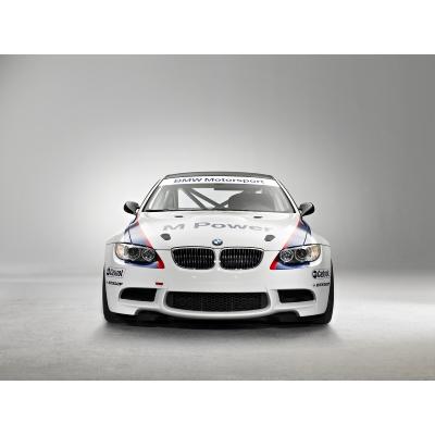 La nuova BMW M3 GT4, al debutto alla 24 ore del Nürburgring
