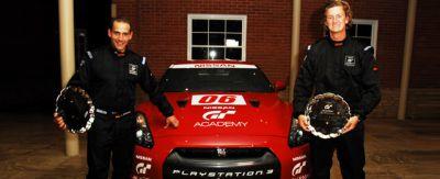 Nissan-PlayStation GT Academy 2008: Lucas Ordoñez da pilota virtuale a reale