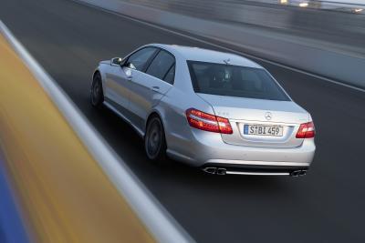 Nuova Mercedes-Benz E 63 AMG