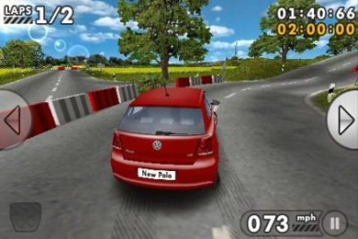 Volkswagen Polo Challenge 3D per iPhone e iPod Touch