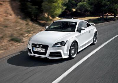 Audi TT RS Coupé e Roadster: informazioni per il mercato italiano