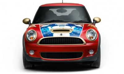 Ecco la Mini Cooper S by George Harrison