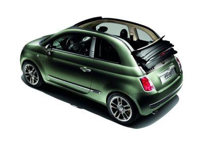 "Fiat ""500C by DIESEL"": protagonista all'asta benefica in favore di AmFAR"
