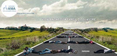 """""""Io dissuado"""" Fondazione ANIA"""