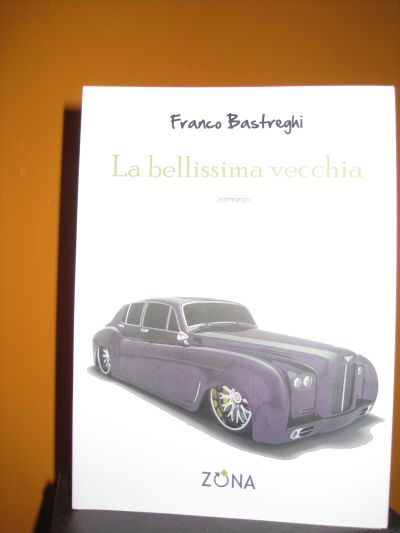 La Bentley protagonista del romanzo comico di Franco Bastreghi