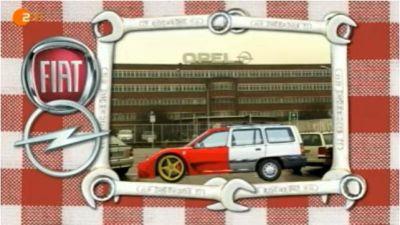 La satira tedesca sull'accordo FIAT-OPEL (il video)