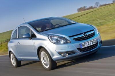 Opel GPL-TECH al MoTechEco 2009