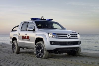 Amarok: il pick-up secondo Volkswagen