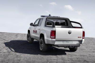 Amarok il pick-up secondo Volkswagen 02